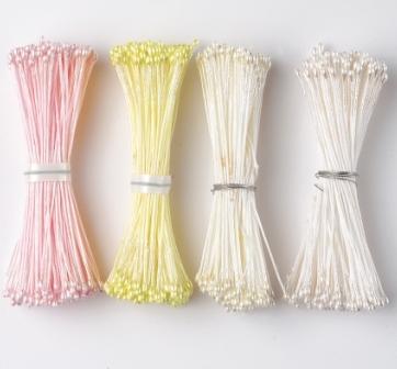 Drôtiky, piestiky, floristické pásky