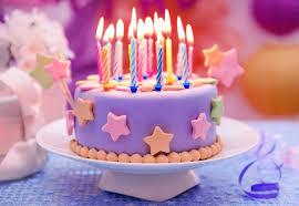 Sviečky na tortu