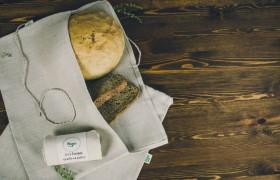 Konopné a bavlnené chlebníky